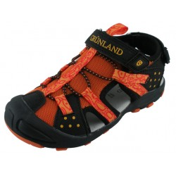 SA2464-91 Pack arancio-nero